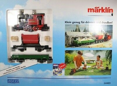 Marklin 1  Digital Emma Starter Train Set rare! ITEM:54403