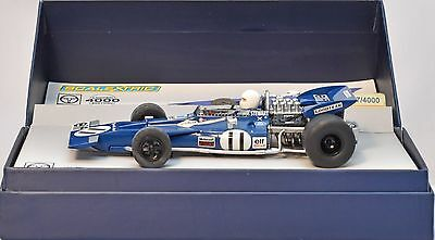 C3655A SCALEXTRIC LEGENDS F1 TYRRELL 003 SLOT CAR No11 BOXED NEW