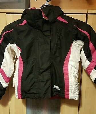 girls winter water proof coat jacket age 2 - 3 years