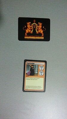Discworld Convention 2014 Card Game Registration Event Witch Broom Arrival