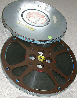 """16mm film """"THE OAKLEAF PROJECT"""" 1968"""