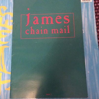 James - Chain Mail - Issue 1 - Excellent Condition