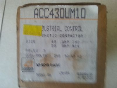 New Arrow Hart Acc430Um10 Contactor