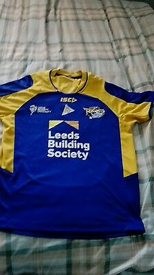 leeds rhinos rugby league players worn t-shirt england rugby league 2016
