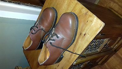 Genuine Vintage British coal shoes
