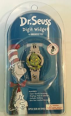 1998 Dr. Seuss Grinch Digit Widget by Innovative Time