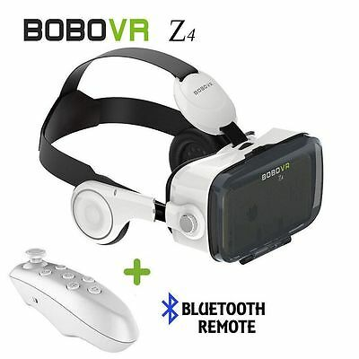 Xiaozhai ONE VR Z4 with Remote by BOBO VR - 3D Movie VR Box Headset - UK SELLER