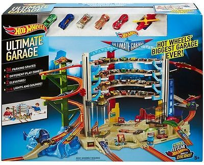 Hot Wheels Ultimate Garage Playset NEW BOXED