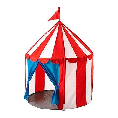 Ikea Cirkustalt Kids Children's Circus Play Tent Playhouse Indoor / Outdoor New