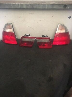 BMW E46 3 Series Estate touring rear lights light set