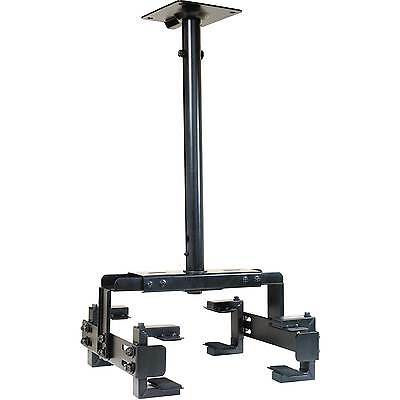 Clamping Projector Mount, Small, Black
