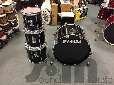 "Tama Rockstar - Pro Shell Kit 22"" 10"" 12"" 14"" ! New Old Stock ! Made in Japan !"