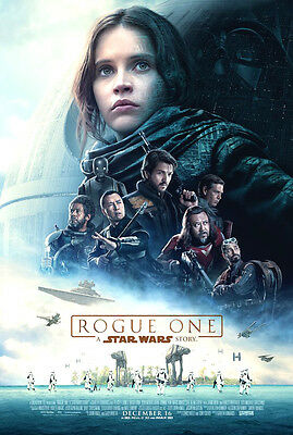ROGUE ONE: A STAR WARS STORY 27x40 DS Movie Poster