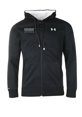 Anthony Joshua Authentic Under Armour Hoody in SMALL