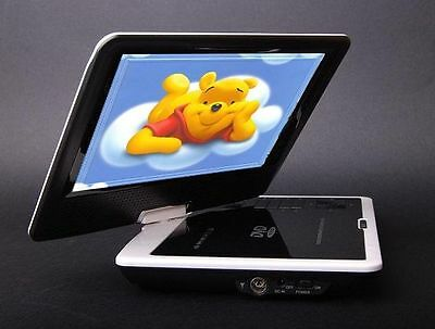 8.2 INCH PORTABLE CAR DVD PLAYER 300 Free GAMES Perfect For HOLIDAY Vordon