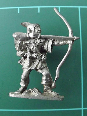 Pewter Archer  Badge