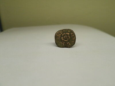 Small  Rose Farthing -Nice Coin