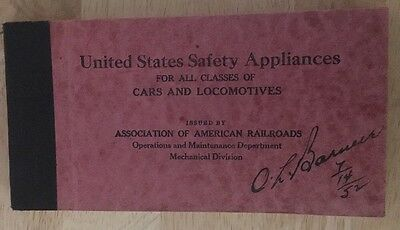 Association Of American Railroads United States Safety Appliances Of Cars And Lo