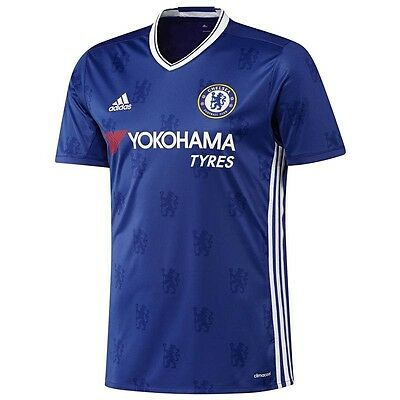 Chelsea Home Shirt 2016/2017 Football Shirt New Sealed With Tags