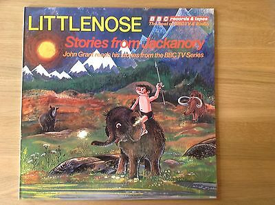 Littlenose stories from jackanory rec229