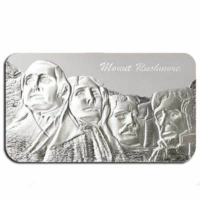 2016 American Icons: Mount Rushmore 1oz Silver Coin