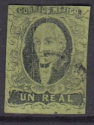 Early Mexico Stamp