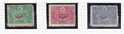 Turkey (Ottoman Empire) Stamps 1913
