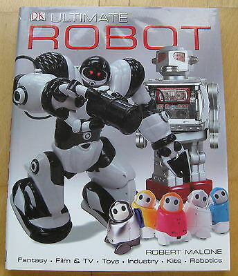 Ultimate Robot Das Ultimative Roboter Buch Sehr Gut!!!