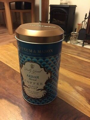 Fortnum & Mason Coffee ( empty )Caddy. In Very Good Condition .