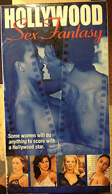 Hollywood Sex Fantasy VHS NEW Unrated Version Eros Collection Tracy Ryan