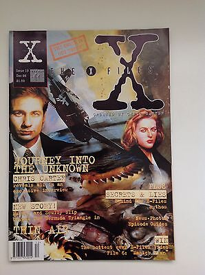 THE X FILES Magazine, Issue 19, December 1996, VGC