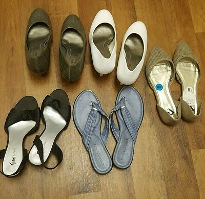 Lot of women's shoes size 10