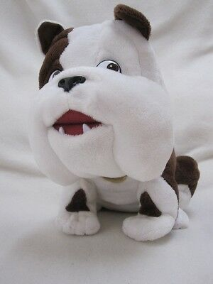 "Churchill The Dog  ""oh Yes - Oh No!"" Talking 9"" Plush Soft Toy Insurance Bulldog"