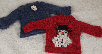 2  BLYTHE DOLL Jumper/Sweater/ Tops - Blythe Clothes