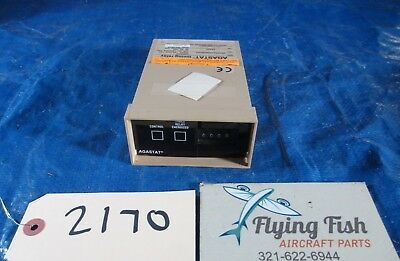 Agastat Panel Mount Solid State Timing Relay 24VDC, Model DPCXX012XSOBXAA (2170)