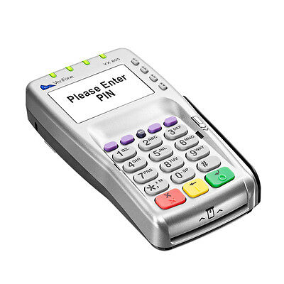 PinPad  Vx805 EMV/NFC ENCRYPTED ('injected') and READY for ELAVON