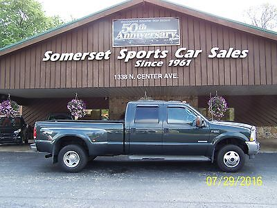 2004 Ford F-350 XLT 2004 FORD F350,4X4,DUALLY, SUPER DUTY,XLT,6.0 DIESEL,6 SPEED MANUAL, TOWING,PLOW