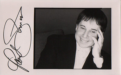 PAUL SIMON - Signed Autographed Photo - Collector Item