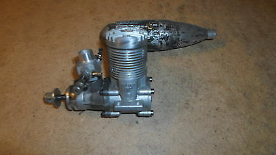 Magnum Pro 45 R/c Engine With Silencer