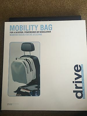 Large Mobility Scooter Storage & Shopping Bag