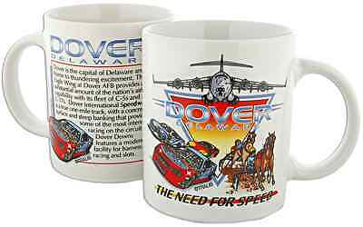 Delaware  souvenirs Coffee Mug - Dover Need for Speed