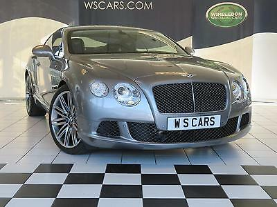 2014 Bentley Continental 6.0 W12 Gt Speed  Coupe Petrol