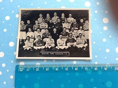ARDATH Tobacco, Photocards No 48 Queens Park Rangers.