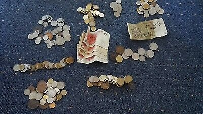 Huge Bulk Coin Note Currency Collection Deceased Estate Find Old Coins Rare Lot