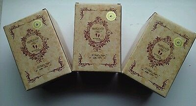 BOYDS DOLLSTONE RESIN CHRISTMAS ORNAMENT LOT Katherine Betsy Michelle IN BOX