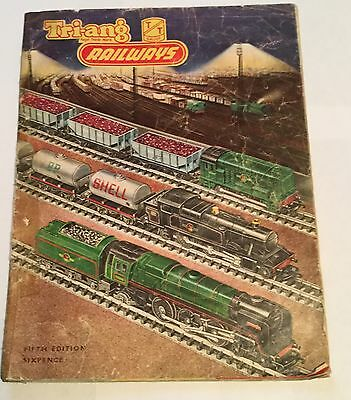 Triang Railways catalgoue - fifth edition 1961