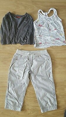 Girls Mexx 3 piece outfit. Age 7-8