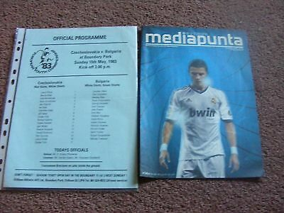 2012 Real Madrid v Manchester City Champions League
