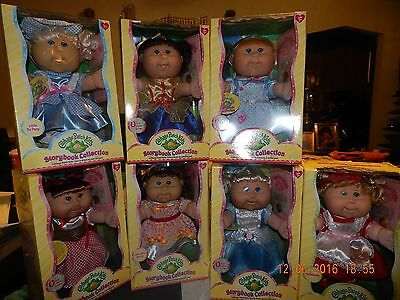 Cabbage Patch Dolls (Storybook Collection)