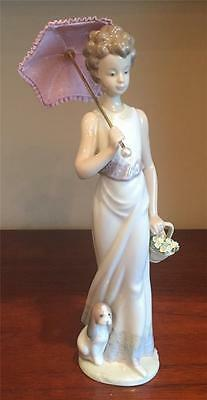 "Vintage Lladro #6869 ""blossom Time"" Mint In Box 2002"